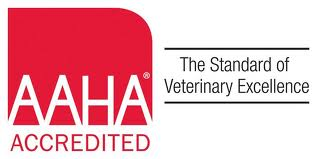 AAHA Accredited - The Standard of Veterinary Medicine